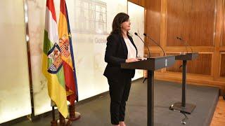 Anuncio de las medidas adoptadas en la reunión del Consejo de Gobierno