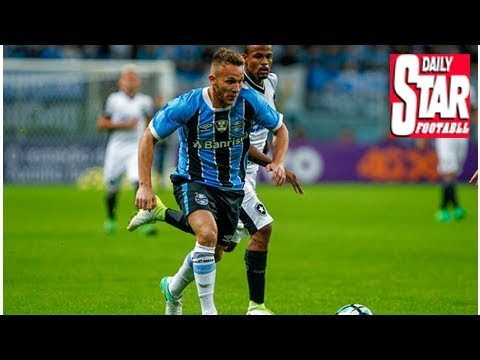Barcelona and Gremio reach agreement on purchase option for Arthur