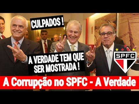 A Corrupção no São Paulo Futebol Clube - A Verdade