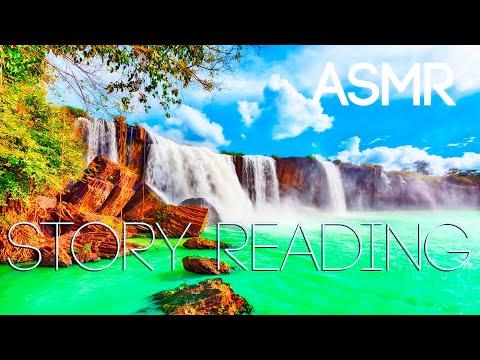 ASMR Story Reading (whisper and soft spoken)