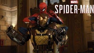 NAPAD NA BANK! - Let's Play Spiderman #8 [PS4]