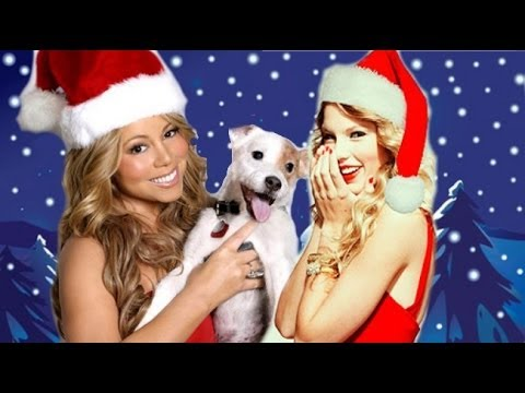 When Celebs Sing CHRISTMAS SONGS! (Who Does it Best?)