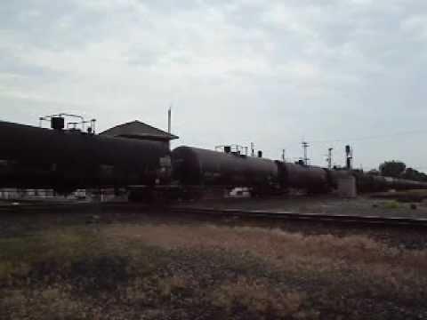 Union Pacific Ethanol train