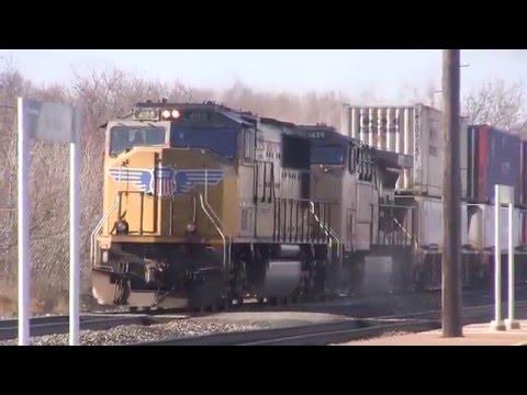 Railfanning BNSF Fort Madison Burlington, IA