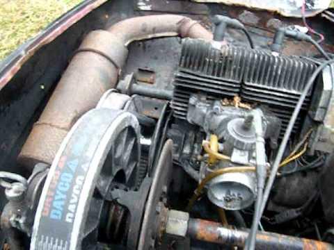 1971 Yamaha Wiring Diagram Rotax 377 Ski Doo Citation 4500 Youtube