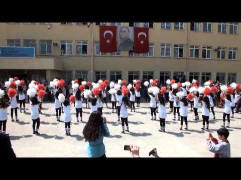 Naz Özdilek İlkokulu Ortaokulu 23 Nisan 2013