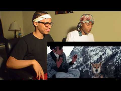 Ghali - Dende (Prod. Charlie Charles) REACTION w/FREESTYLE