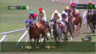 Vidéo de la course PMU PREMIO OVERTHERE
