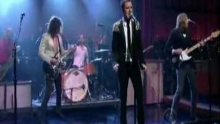 "THE KILLERS - ""A Dustland Fairytale"" - Letterman - full orchestra! (HQ) Download Song!"