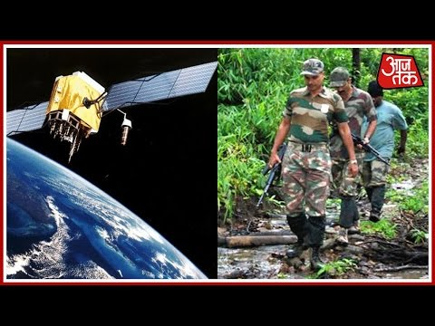 ISRO Satellite Used For Anti Naxal Movement In Chhattisgarh