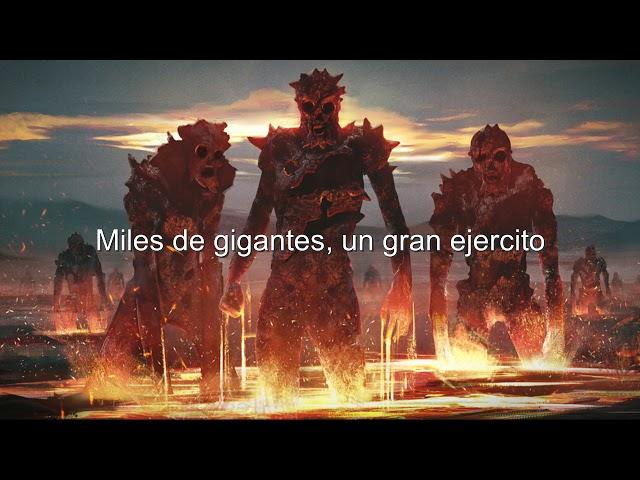 Grimner - Midgård brinner (Sub. Español)