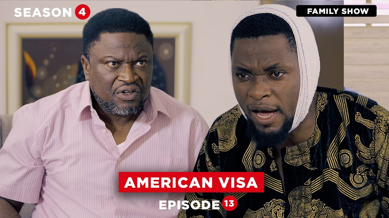 Mark Angel Comedy – American Visa (Family Show)