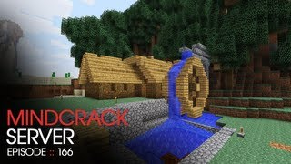 The Mindcrack Minecraft Server - Episode 166 - Functional Watermill