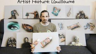 ARTIST FEATURE OF THE MONTH #4 - Guillaume Phoenix - Channel Sheldene Fine Art