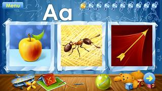 LEARNING ALPHABETH ABC FOR KIDS