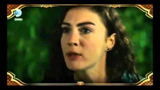 Burcu Özberk - Güneşin Kızları Nazlı Sahneleri - Beyaz Show 23 Ekim