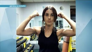 «Гордость Украины»  девушка на миллион | Ранок з Україною