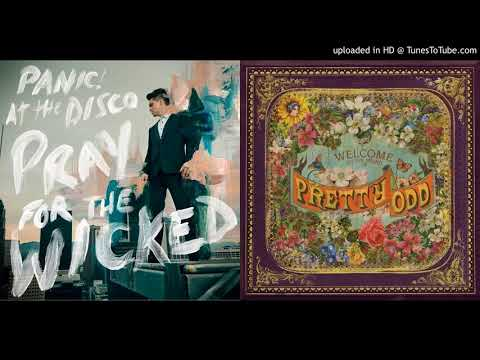 When The Day Met LA (P!ATD Mashup)