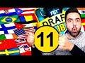 11 FARKLI ÜLKE ALMA CHALLENGE ! Fut Draft Survivor