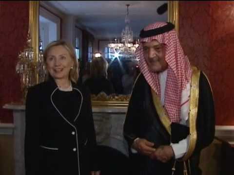 Secretary Clinton Meets With Saudi Arabian Foreign Minister Saud Al Faisal