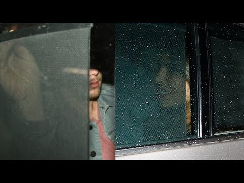 Priyanka Chopra arrives in Mumbai with rumoured boyfriend Nick Jonas