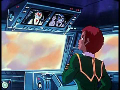 Robotech Saga Macross 07 - Hasta La Vista Marte - Audio Latino