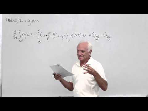 Fluid Mechanics: Energy Equation and Kinematics Examples (13 of 18)