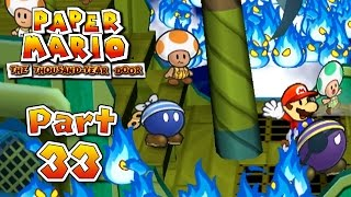 Paper Mario: The Thousand-Year Door - Part 33: ABANDON SHIP!
