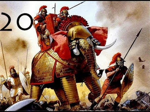 Rome 2 Radious Mod- Seleucid Empire Part 20