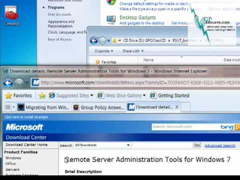 What is Group Policy Management Console? - Definition from WhatIs com