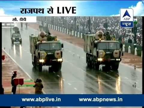 India's defence strength on display in Republic Day parade