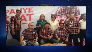 Suasana Menghebohkan Kampanye Rakyat Ahok Djarot