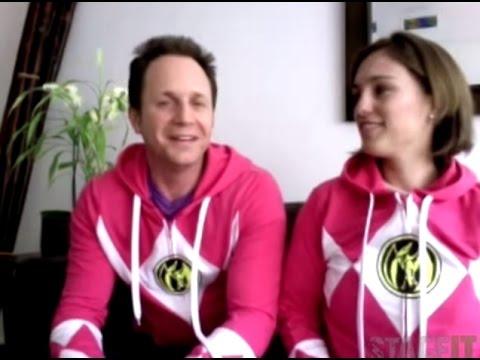 *original* Amy Jo Johnson & David Yost StageIt show (2-15-2014)