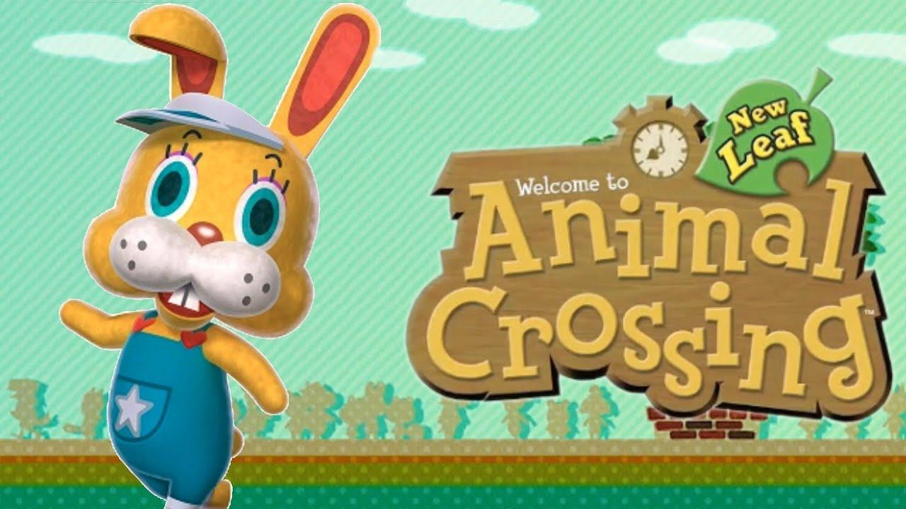 Easter/Bunny Day Egg Hunt! (Animal Crossing: New Leaf) - YouTube