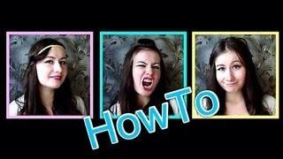 Как уложить волосы утюжком фото