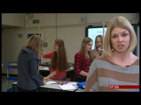 BBC News State schools enhancing gender stereotypes