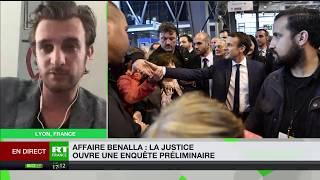 Affaire Benalla : «Une situation grotesque et accablante»
