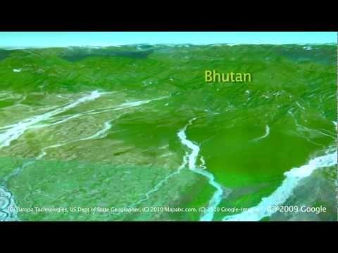Sacred Bhutan -- Pt 1.