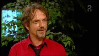 Intervju med Lars Demian i Nyhetsmorgon 22 augusti 2007