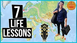 7 Life-Lessons I Learned While Busking in Australia and Europe