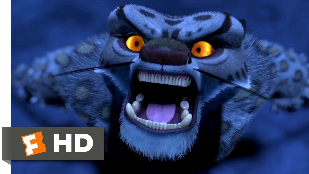 Download Kung Fu Panda (2008) - Tai Lung's Escape Scene (3/10) | Movieclips