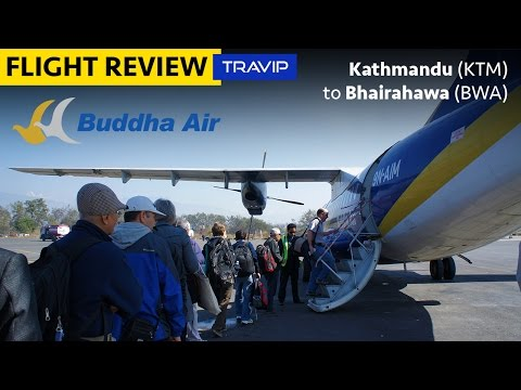SPECIAL: Buddha Air Flight Review: Kathmandu to Bhairahawa | Travip Flight Review