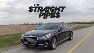 2018 Genesis G90 Review - Not Quite an S Class