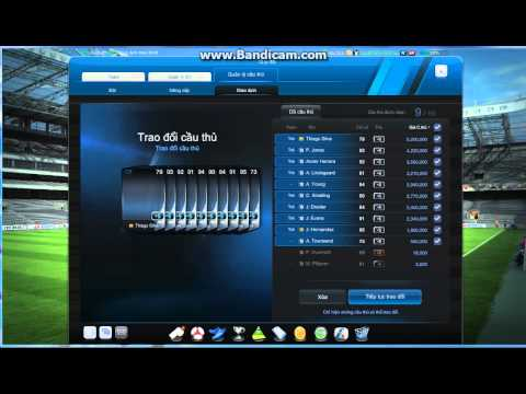 giao dịch fifaonline 3 viet nam