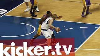 eSport - NBA 2K15 Tutorial  - Durch Aufposten zum Korberfolg