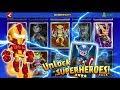 Justice Legends - Heroes War: Superhero Games (Chapter 1)