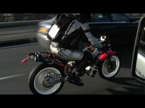 Kingston University Electric Motorcycle Diary no.19 Isle of Man TTXGP