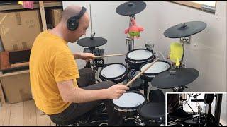 Sjowgren - Seventeen (Roland TD-25 Drum Cover)