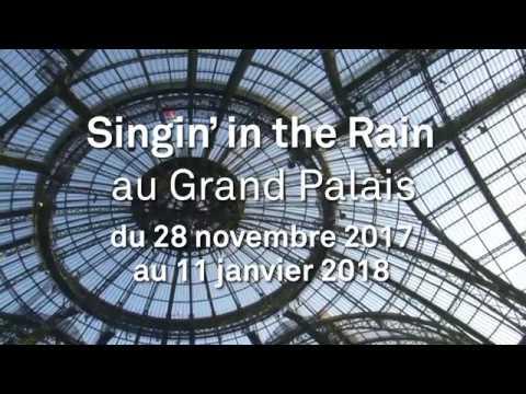 Singin' in the Rain au Grand Palais - teaser