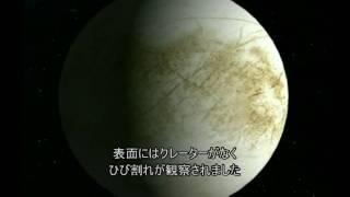 THE MOON:イオ・エウロパ・タイタン:Io・Europa・Titan